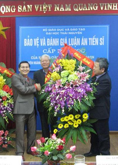Hội Chăn nuôi Thú y Quảng Trị kết hợp Công ty cổ phần NANOVET tổ chức hội thảo