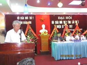 Hội Thú y Việt Nam tham dự Đại hội ra mắt Hội Chăn nuôi Thú y tỉnh Quảng Bình