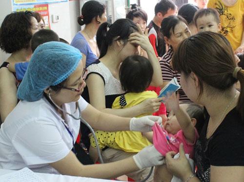 Nhiễm trùng bệnh viện làm nhiều trẻ mắc sởi tử vong