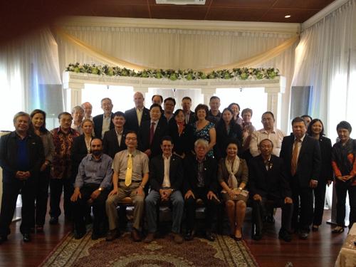 Hội Thú y Việt Nam tham dự Hội nghị lần thứ 36 và Hội thảo khoa học lần thứ 18 của Hội thú y Châu Á ( FAVA) tại Singapore.