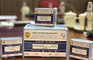 Việt Nam cấp phép Kit thử nCov công suất 10.000 bộ một ngày