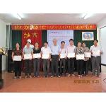 Q. Chủ tịch Hội Thú y VN cấp chứng chỉ cho học viên