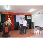 Q. chủ tịch Hội Thú y và Chủ tịch Hội CNTY Bắc Giang