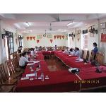 Học viên thảo luận nhóm