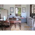 Hội Thú y kiểm tra tủ tài liệu và thư báo Trạm thú y Cam Lộ